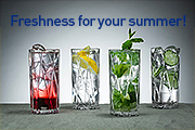 Freshness for your summer!