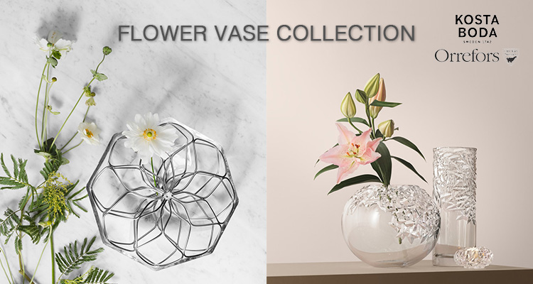 FLOWER VASE COLLECTION