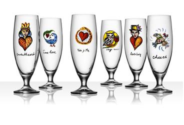 コスタ ボダ FRIENDSHIP ビールグラス