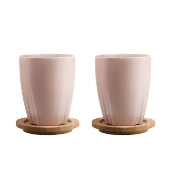 マグカップ(ソーサー付き)
