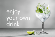 Enjoy your own drink